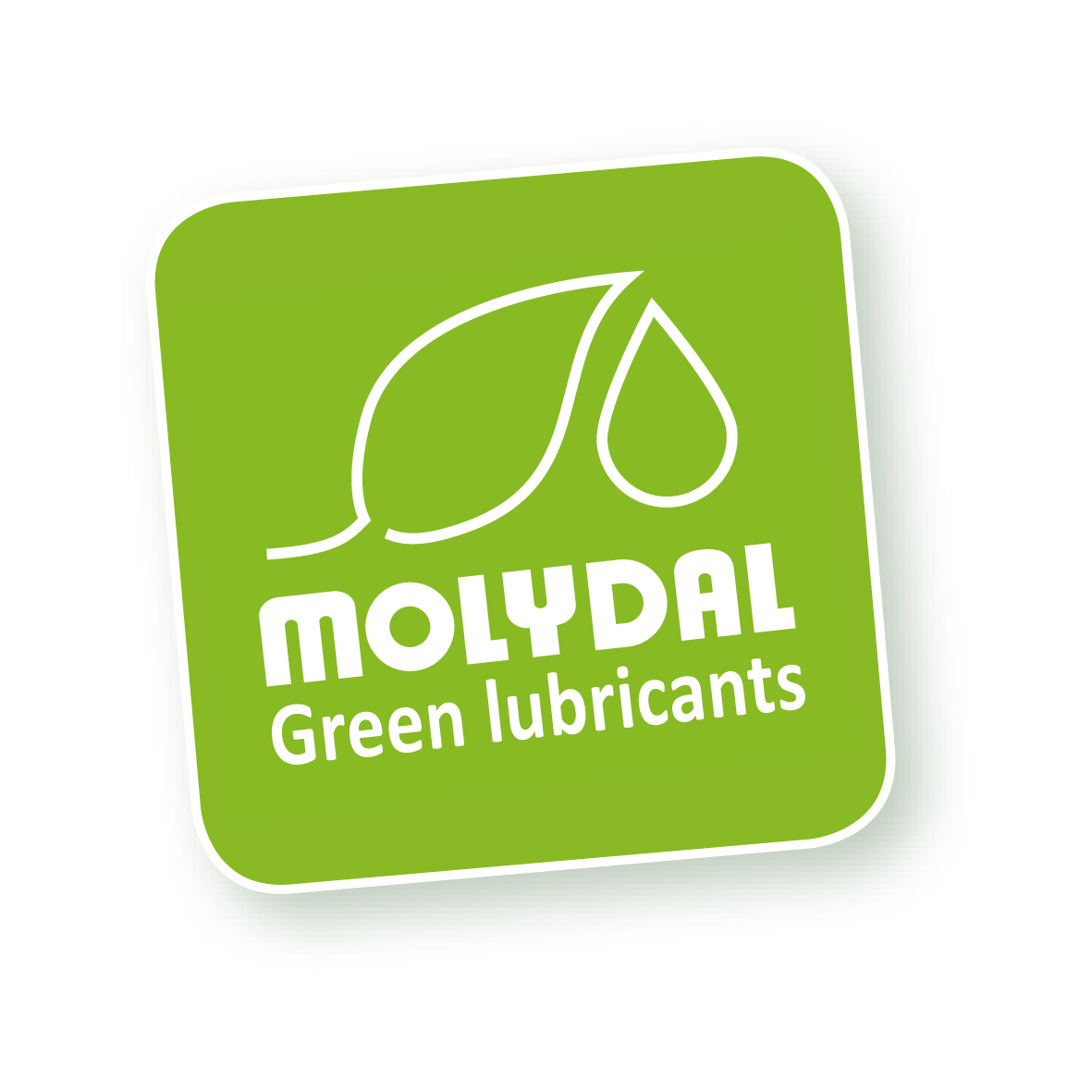 LOGO GREEN LUBRICANTS MOLYDAL